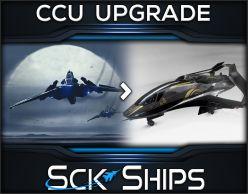 Anvil Hawk to Origin 350R Upgrade