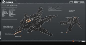 Constellation Andromeda to Vanguard Hoplite Upgrade