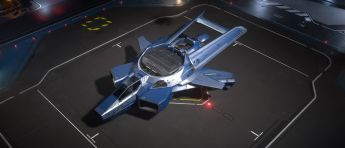 Hornet - Invictus Blue and Gold Paint