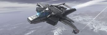 Anvil F7C Hornet - LTI