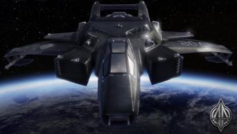 Anvil Hornet Ghost - LTI (CCU´ed)