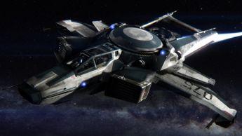 Hornet Tracker - Concept Art