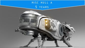 MISC - Hull A - (5 years)
