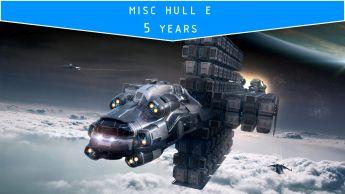 MISC - Hull E - (5 years)