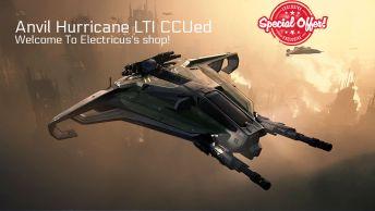 Anvil Hurricane LTI CCUed
