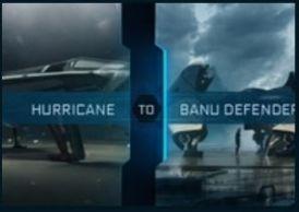 Hurricane to Banu Defender Upgrade