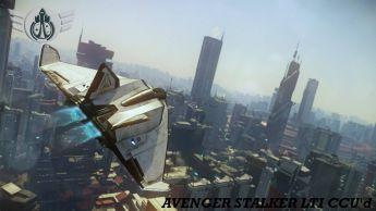 Avenger Stalker LTI CCU'd
