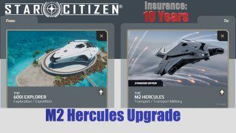 Flash Sale > A CCU Upgrade - 600i Explorer to M2 Hercules w/ 10 Years Insurance