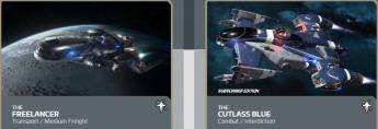 Freelancer to Cutlass Blue Subscriber-Upgrade