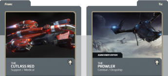 Cutlass Red  to Prowler Subscriber Edition