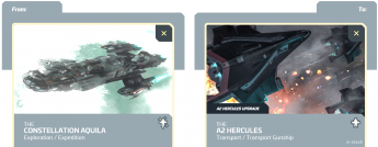 Aquila to A2 Hercules Upgrade
