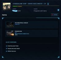 High Admiral - VIP Concierge Account - including Squadron 42 - $1114 value