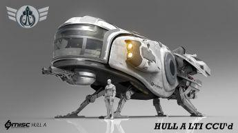 Hull A LTI CCU'd