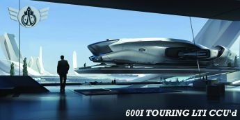 600i Touring LTI CCU'd