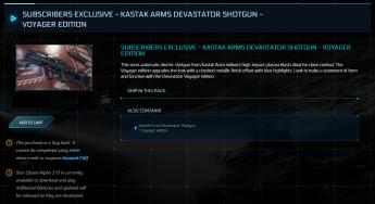 Subscriber Exclusive Kastak Arms Devastator Shotgun