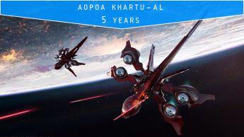 AOPOA - Khartu-al - (5 years)