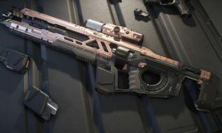 Klaus & Werner Arrowhead Sniper Rifle - Pathfinder edition