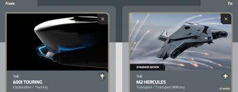 600I Touring to M2 Hercules Upgrade