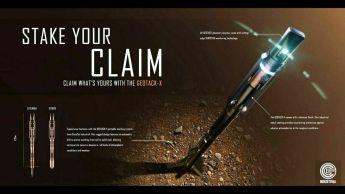 Star Citizen UEE Land Claim License Estate Parcel (8km x 8km)