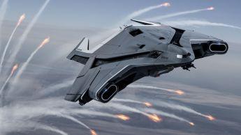 Aegis Reclaimer to Crusader M2 Hercules CCU