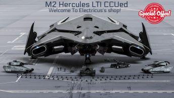 M2 Hercules LTI CCUed