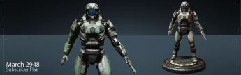 Recon Marine - Replica Figure 2