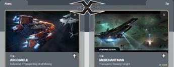 Flash Sale > Upgrade - Argo Mole to Banu Merchantman