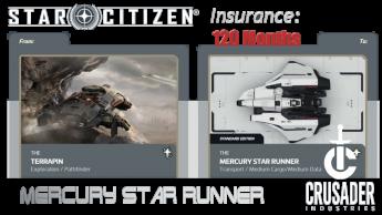 Flash Sale > CCU: Terrapin to Mercury Star Runner - IAE 2950, 10 Year Insurance