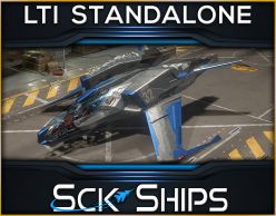 Consolidated Outland Mustang Gamma LTI