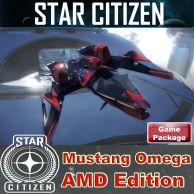 AMD Never Settle Space Edition - Mustang Omega [+SQ42 Game Package]