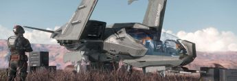 Mustang Alpha Star Citizen + Squadron 42 Combo Old