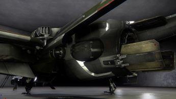 F7A Military Hornet Upgrade