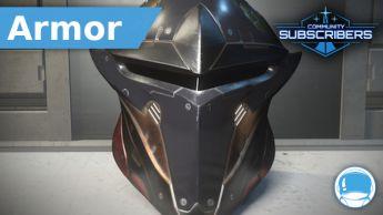"""""""Nightfire"""" Paladin Helmet - Armor - Subscriber"""