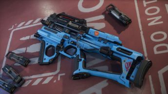 Custodian SMG - Citizencon 2947 Ed.