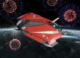 CNOU Nomad - 2951 Auspicious Red Paint