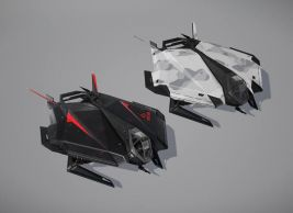 Tumbril Cyclone MT to CNOU Nomad - Subscriber Exclusive CCU w/ 12 Mo. Insurance & IAE Skins
