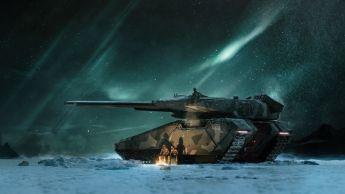 Tumbril Nova Tank - LTI