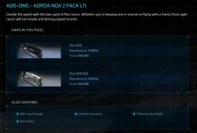 Add-Ons - Aopoa Nox 2 Pack LTI