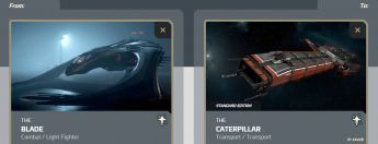 Blade to Caterpillar Upgrade