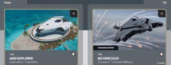 600I Explorer to M2 Hercules Upgrade