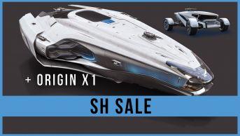 SH Sale > Origin 600i Series Combo Pack - LTI