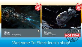 Orion to Polaris Upgrade CCU