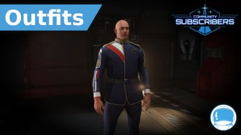 Second Tevarin War Service Uniform - Outfit - Subscriber