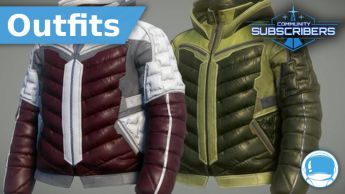 Cold Front Collection - Escar Limited - Outfit - Subscriber