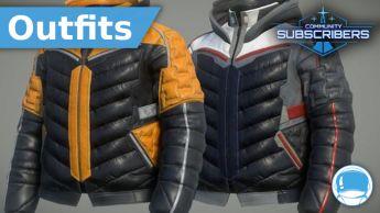 Polar Vortex Collection - Escar Limited - Outfit - Subscriber