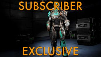 "A Overlord ""Riptide"" Armor Set - Subscribers Exclusive"