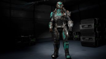 Overlord 'Riptide' Armor Set
