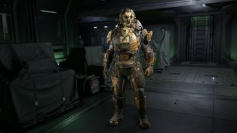 Overlord 'Dust Storm' Armor Set