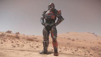 Overlord 'SuperNova' Armor Set