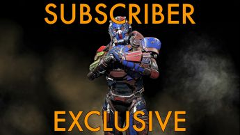 "A Overlord ""Switchback"" Armor Set - Subscribers Exclusive"